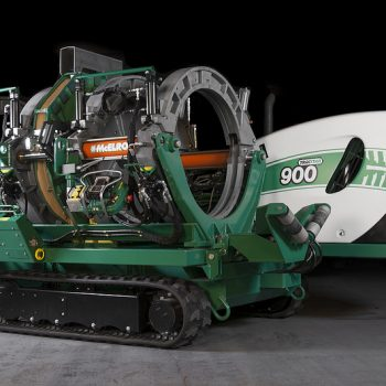 New McElroy fusion machine features Tier 4 engine