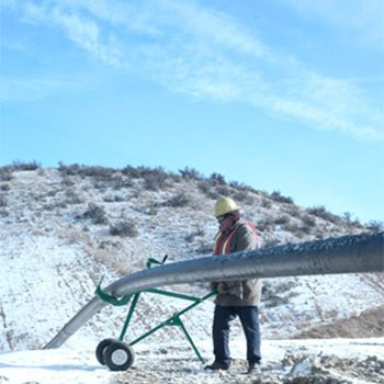HDPE Aids Methane Recovery Project