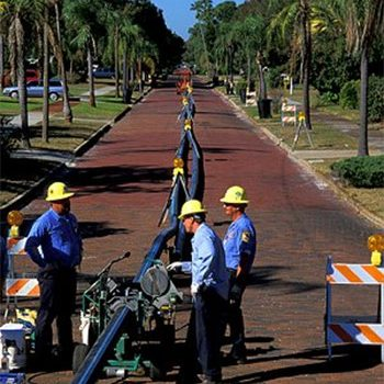 St. Petersburg Initiates An 18 Year $100 Million Water Main Replacement