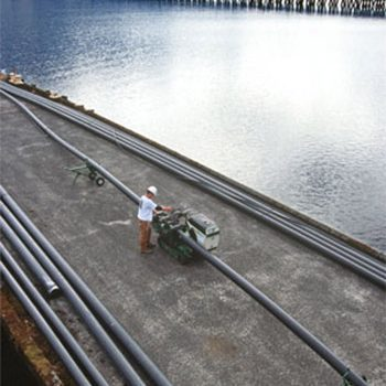 HDPE Pipe - Helping Solve The Nation's Water/Wastewater Crisis