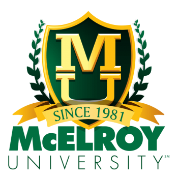 MCELROY UNIVERSITY ONLINE LECTURES LAUNCH THIS MONTH