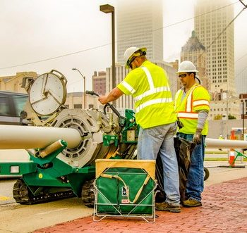 Trenchless Technology in Two Cities