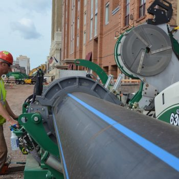 HDPE: A natural progression for reliable water infrastructure