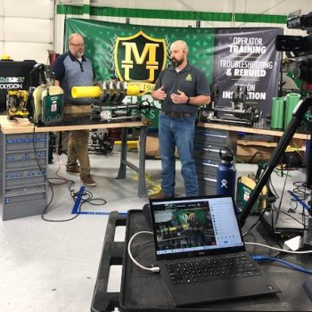 Livestream webinars available on McU Online Learning Portal