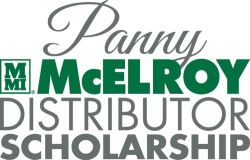 Applications open for 2021 Panny McElroy Distributor Scholarship