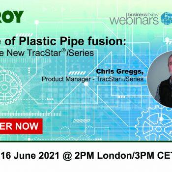 The Future of Plastic Pipe Fusion Webinar