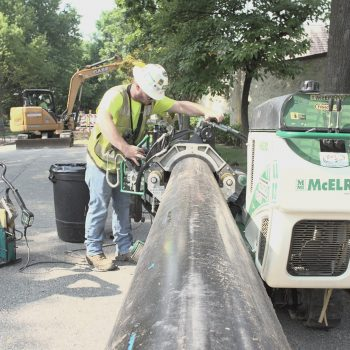City of Tulsa Uses HDPE for Sewer Project in Upscale Neighborhood