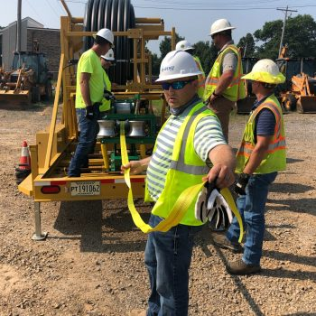 LineTamer® Offers Productivity Solution for Arkansas Oklahoma Gas Corp.
