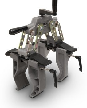 McElroy Launches Spider™ 125 with Universal Clamping
