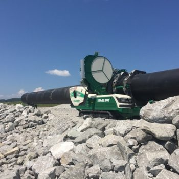 McElroy Releases its Biggest TracStar® for Large-Diameter Pipe