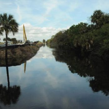 Stormwater treatment technologies and HDPE solve problems at polluted lagoon