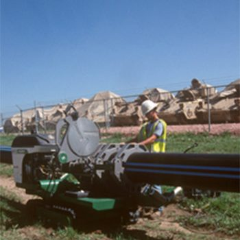 HDPE Pilot Project Serves Stateside Soldiers Corp of Engineers