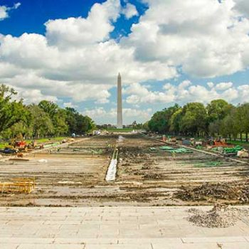HDPE Plays Key Role in Reflecting Pool Renovation