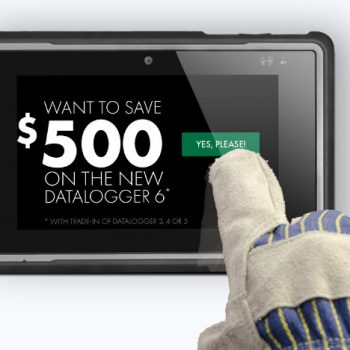 Save $500 on the New DataLogger® 6
