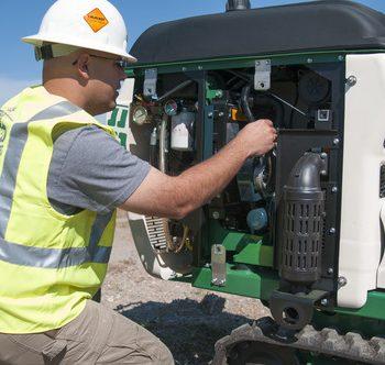 Machine maintenance checklists