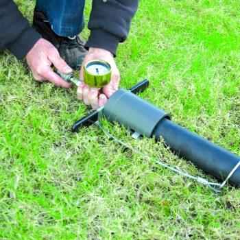Test Cap in the field