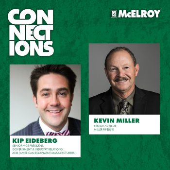 CONNECTIONS Podcast EP3 –An Update on the Bipartisan Infrastructure Bill