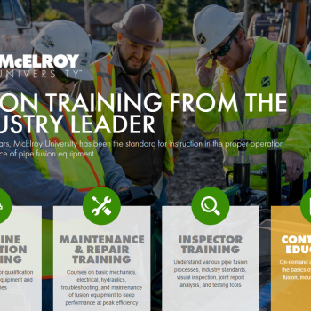 McElroy University Unveils New Courses and a New Webpage